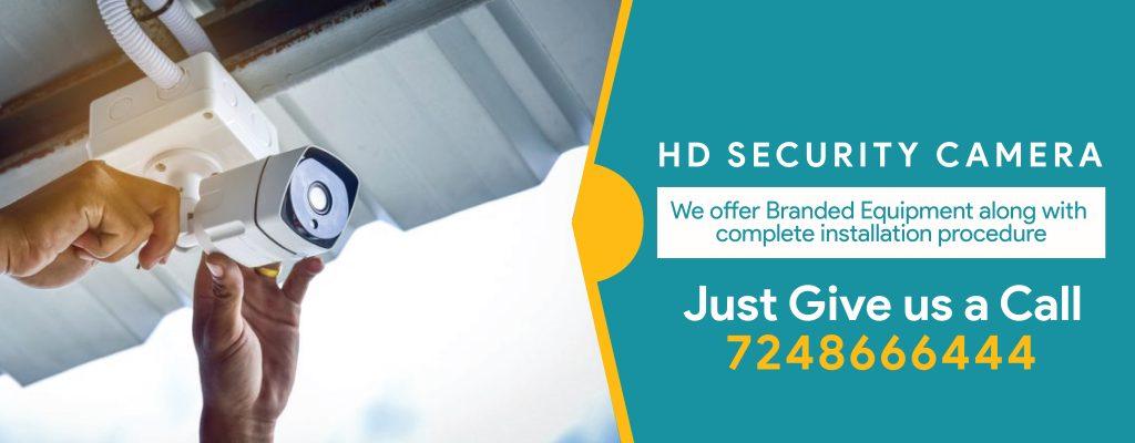 CCTV Installation Service in Noida